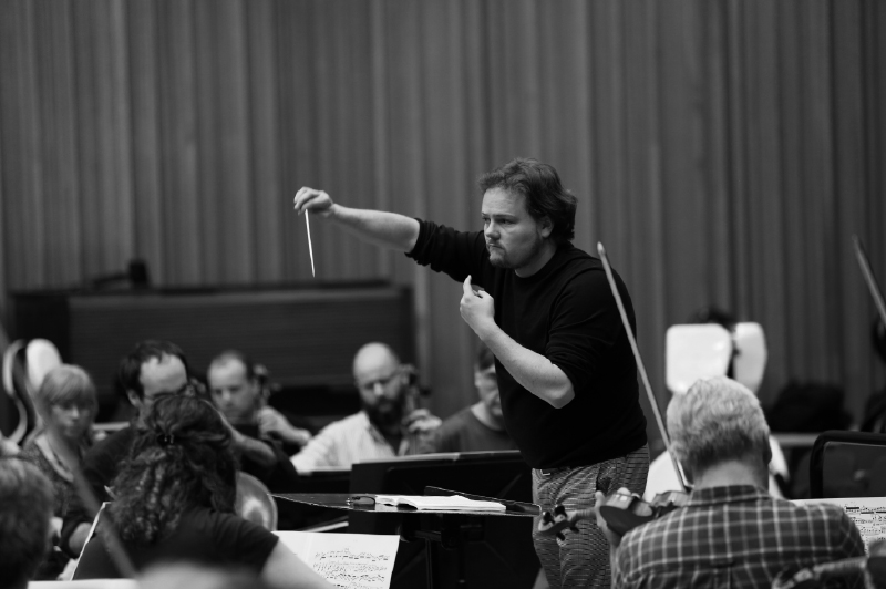 BBC National Orchestra of Wales - Jonathan Berman - The Franz Schmidt Project