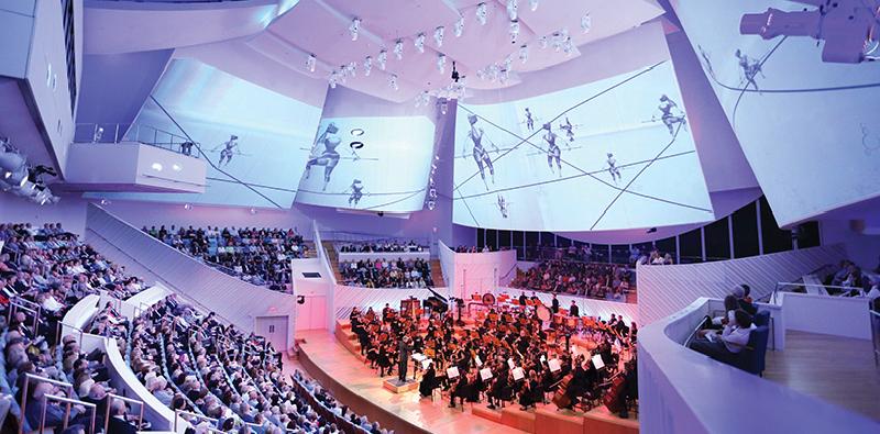 New world symphony - miami
